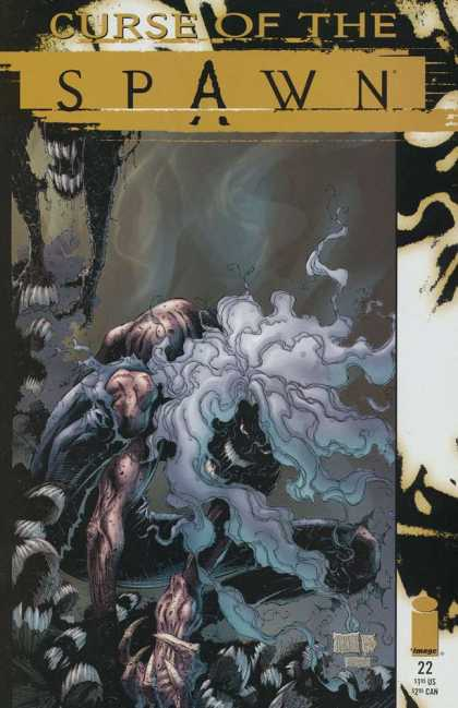 Curse of the Spawn 22 - Monster - Superhero - Smoke - Image - Jaws