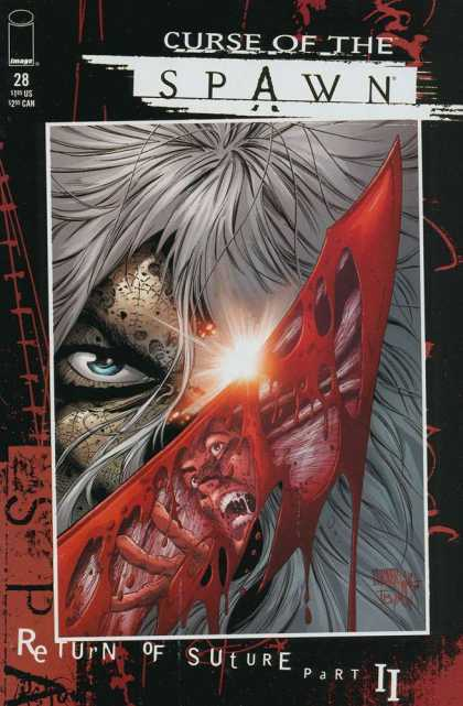 Curse of the Spawn 28