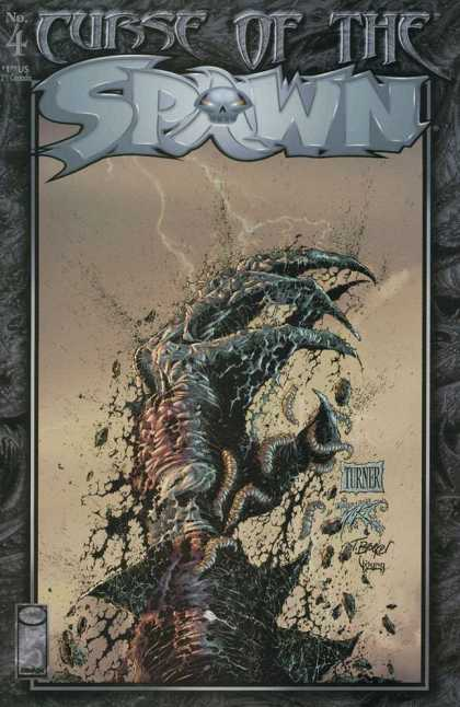 Curse of the Spawn 4 - Claw - No 4 - Turner - Worms - Thorns