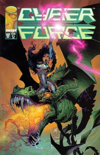 Cyberforce 12 - Marc Silvestri