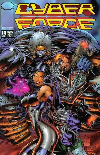 Cyberforce 14 - Marc Silvestri