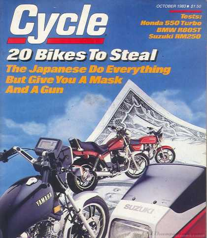 Cycle - October 1993