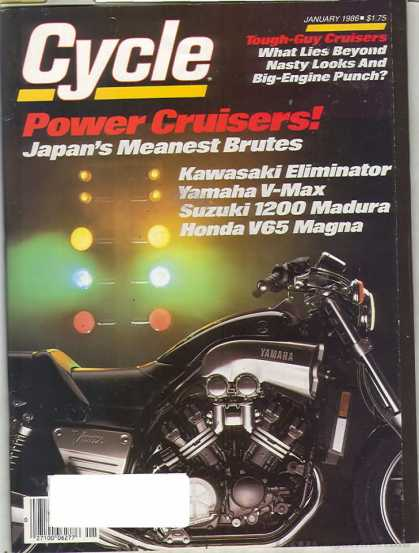 Cycle - January 1986