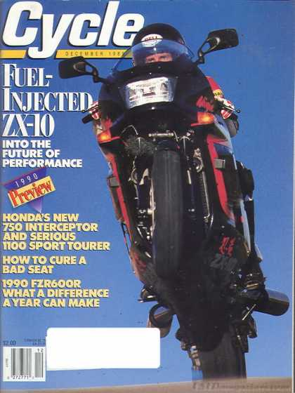 Cycle - December 1989
