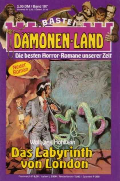 Daemonen-Land - Das Labyrinth von London