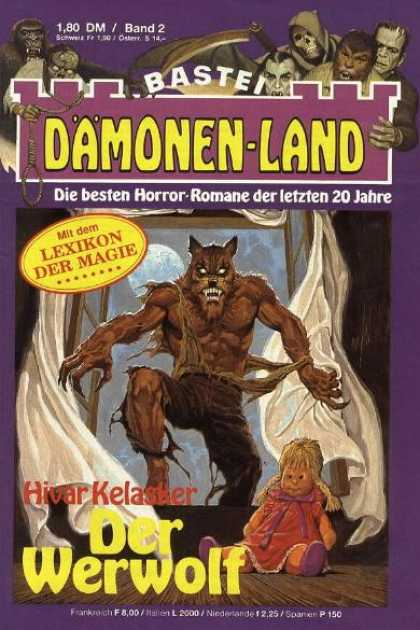 Daemonen-Land - Der Werwolf
