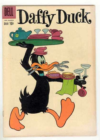 Daffy 20 - Ducky - Man Of The House - Buttler - Multitasker - Does It All