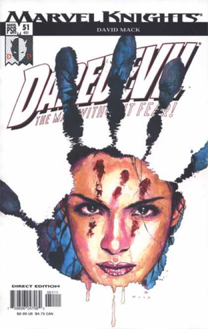 Daredevil (1998) 51 - David Mack