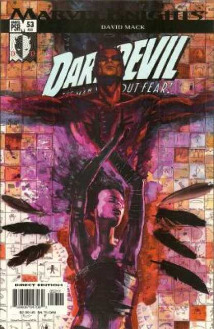 Daredevil (1998) 53 - David Mack