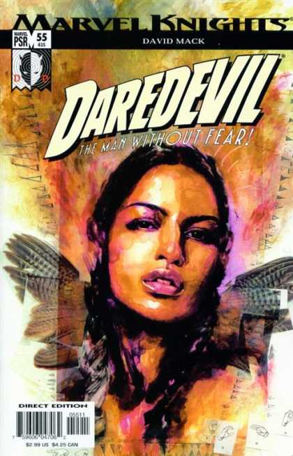 Daredevil (1998) 55 - David Mack