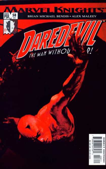 Daredevil (1998) 58 - Alex Maleev