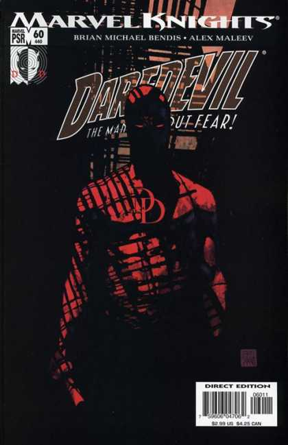 Daredevil (1998) 60 - Marvel Knights - Brian Michael Bendis - Daredevil - Man Without Fear - Alex Maleev - Alex Maleev