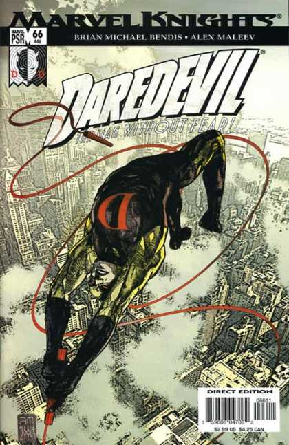 Daredevil (1998) 66 - Alex Maleev