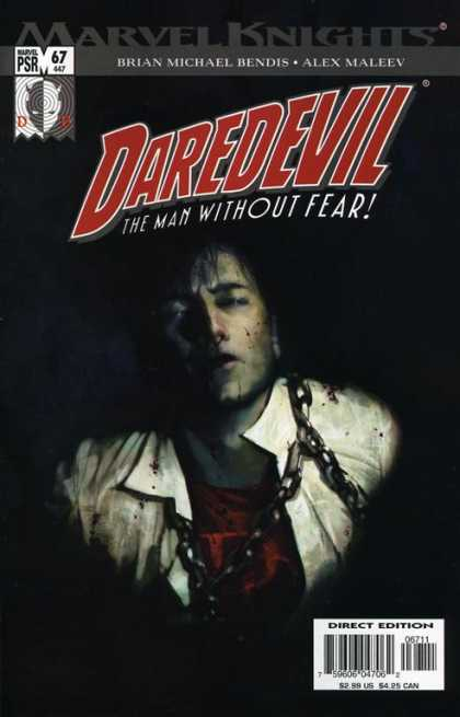 Daredevil (1998) 67 - Alex Maleev
