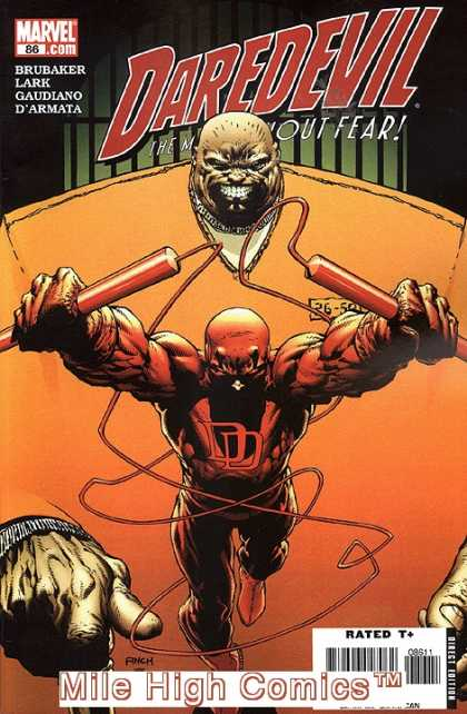 Daredevil (1998) 86 - Marvel - Brubaker - Lark - Gaudiano - Darmata - David Finch, Laura Martin