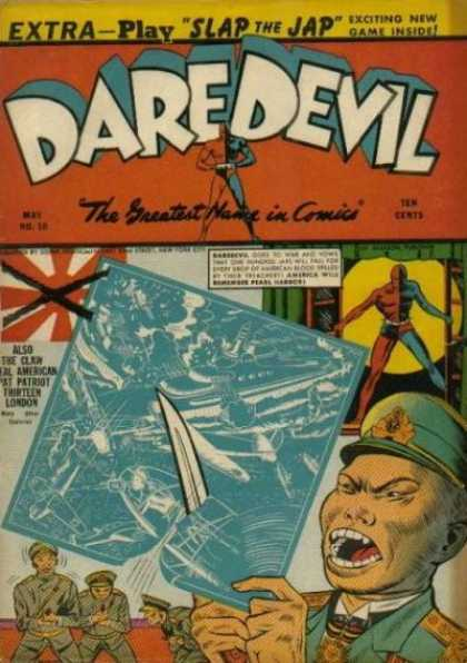 Daredevil Comics 10