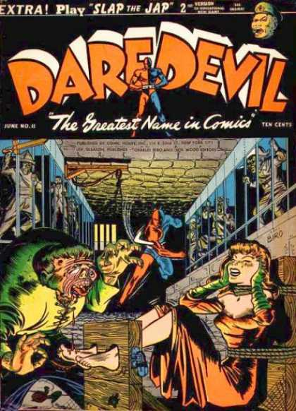 Daredevil Comics 11