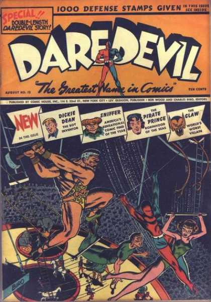 Daredevil Comics 12