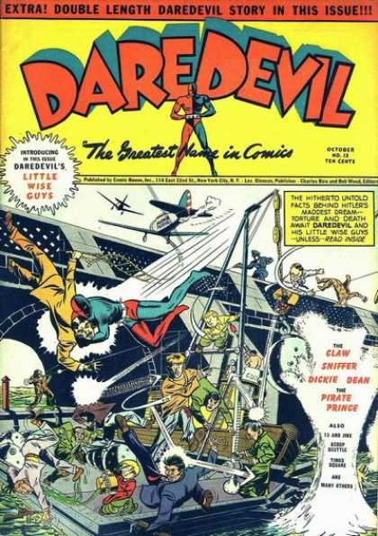 Daredevil Comics 13
