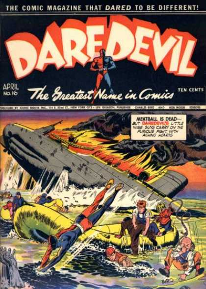 Daredevil Comics 15