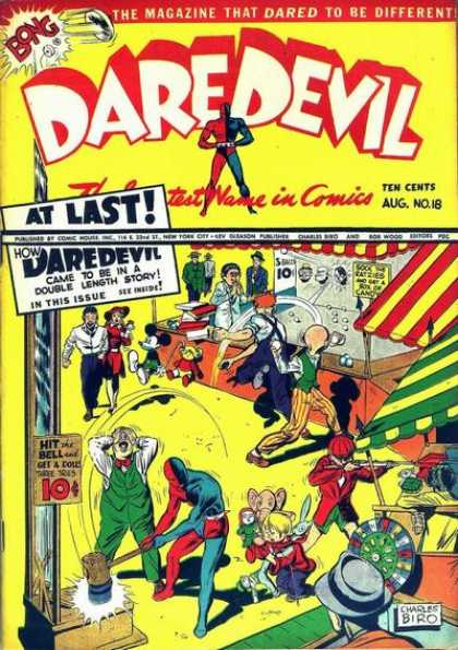 Daredevil Comics 17