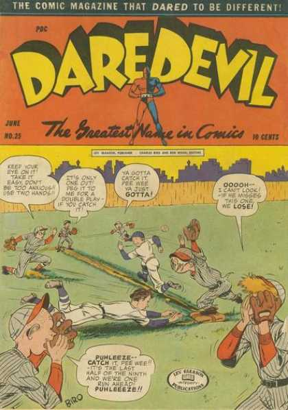 Daredevil Comics 24