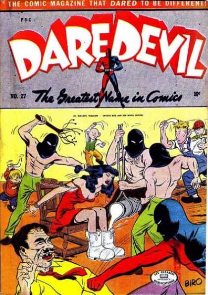 Daredevil Comics 26
