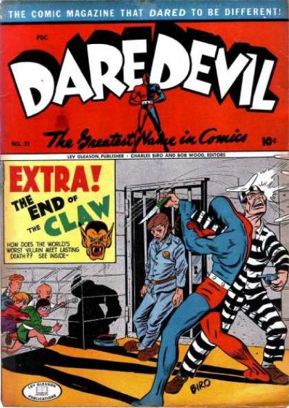 Daredevil Comics 30