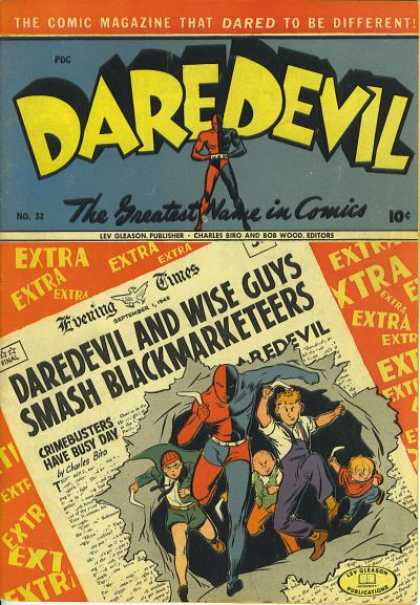 Daredevil Comics 31