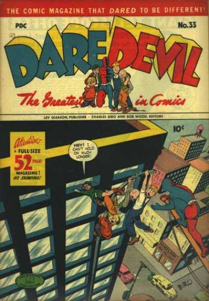 Daredevil Comics 32