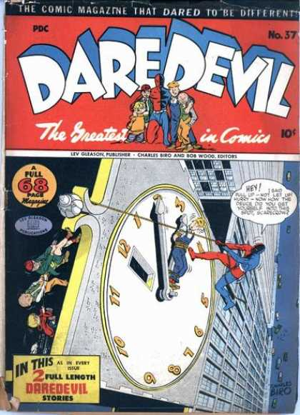 Daredevil Comics 36
