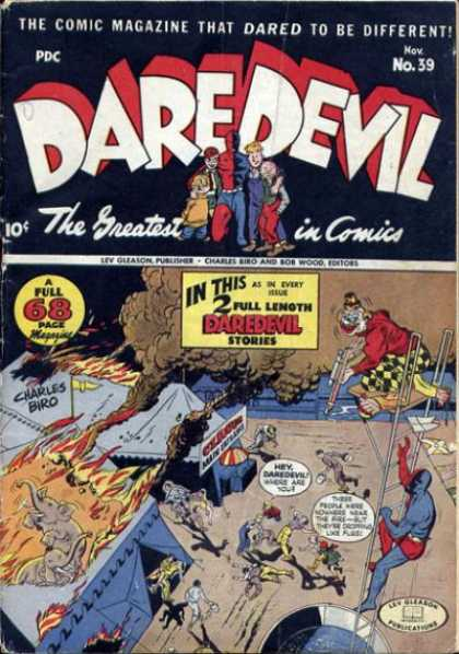 Daredevil Comics 38
