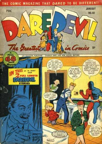 Daredevil Comics 39