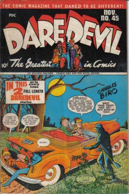 Daredevil Comics 44