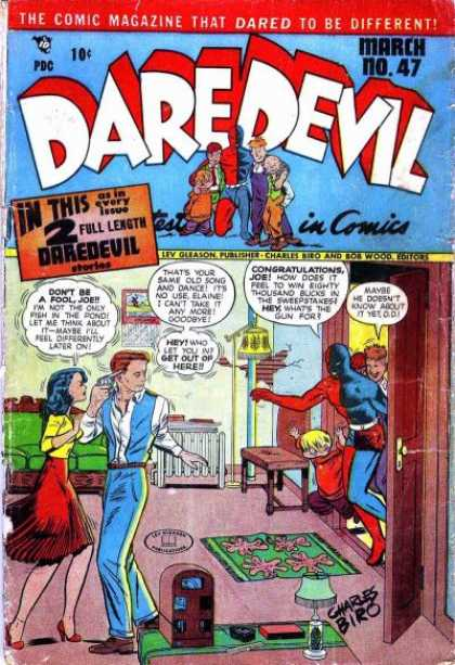 Daredevil Comics 46