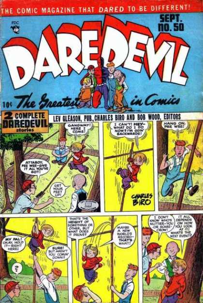 Daredevil Comics 49