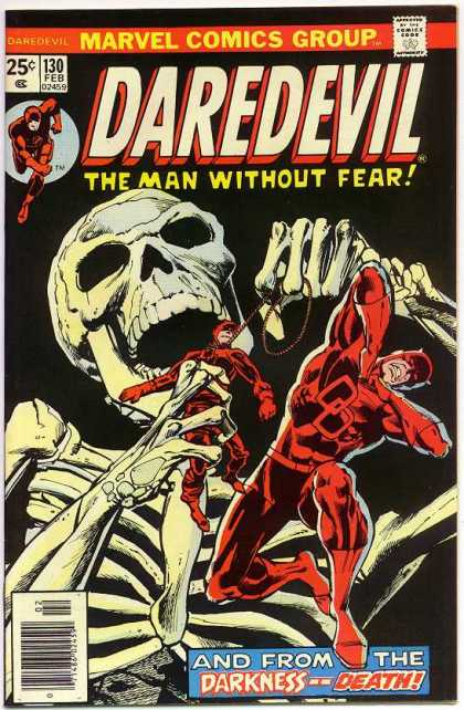 Daredevil 130 - Richard Buckler