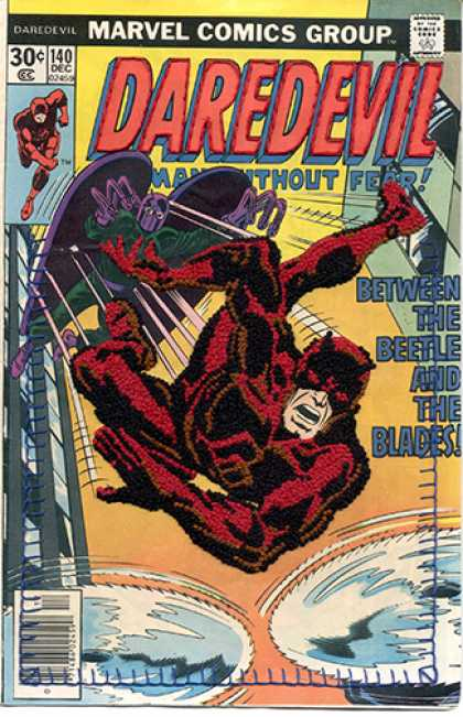Daredevil 140 - Richard Buckler