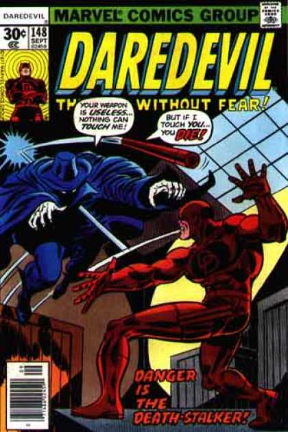 Daredevil 148 - Richard Buckler