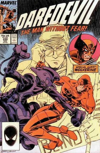 Daredevil 248 - Al Williamson, Rick Leonardi