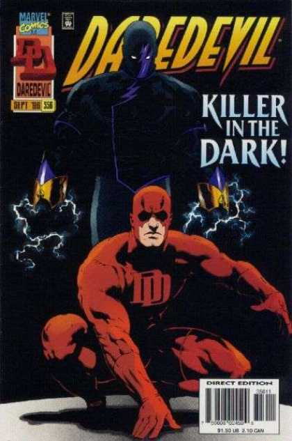Daredevil 356 - Killer - Dark - Direct Edition - Comics - Dept