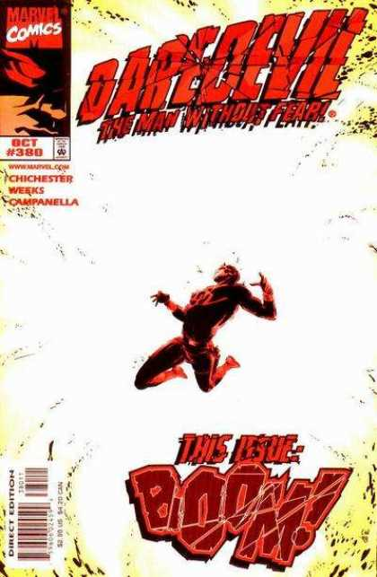 Daredevil 380 - No Fear - Tricks - Jumping - Explode - Daredevil
