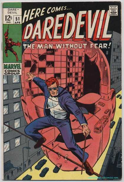 Daredevil 51 - Barry Windsor-Smith
