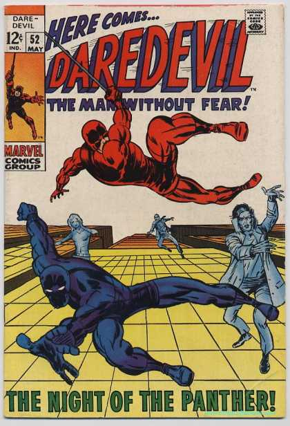 Daredevil 52 - Barry Windsor-Smith