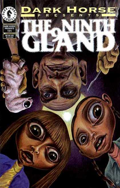 Dark Horse Presents 111 - Dark Horse - Big Eyes - Big Head - Alien - Surgery