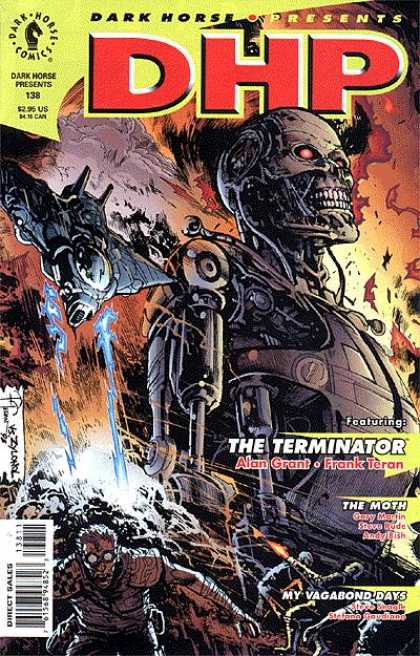 Dark Horse Presents 138 - Alan Grant - Frank Teran - Issue 138 - The Terminator - My Vagabond Days