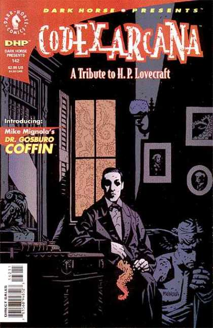 Dark Horse Presents 142 - Dave Stewart, Mike Mignola