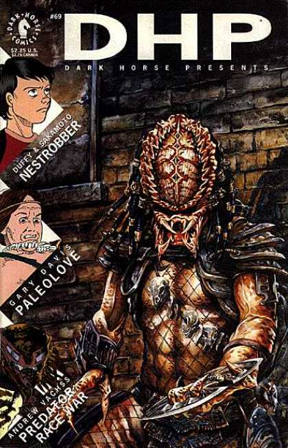 Dark Horse Presents 69 - Nestrobber - Paleolove - Predator - Race War - Duffy