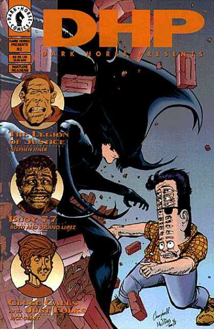 Dark Horse Presents 82 - Eddie Campbell, Matt Hollingsworth