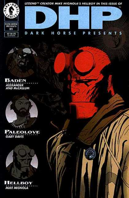 Dark Horse Presents 89 - Matt Hollingsworth, Mike Mignola
